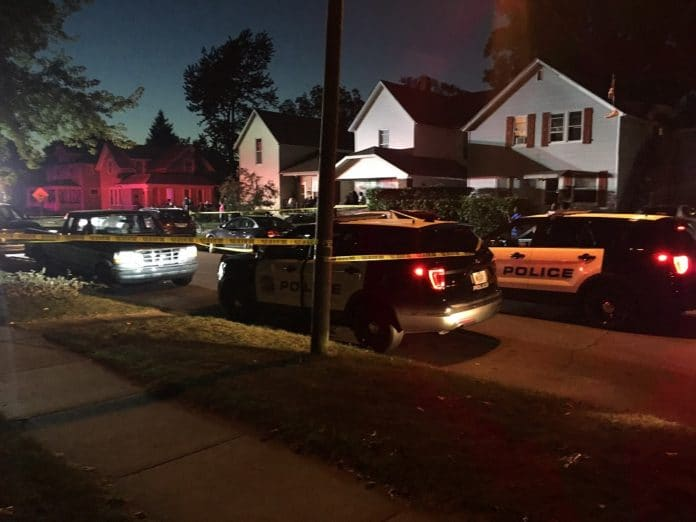 Elkhart police name officers involved in Tuesday night