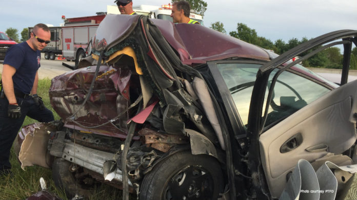 One crash leads to two more on U S  20 bypass in Mishawaka - News