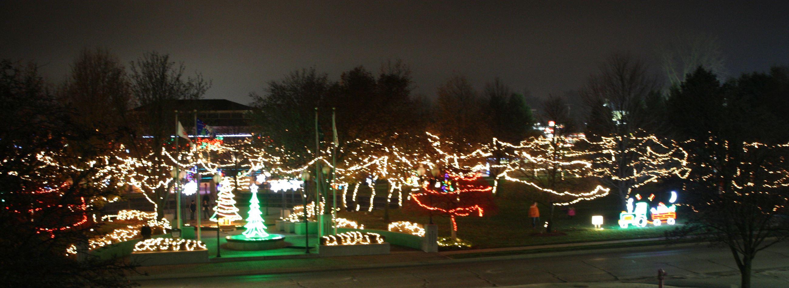 Nw Indiana Christmas Lights 2020 Christmas Light Displays In Northwest Indiana 2020 | Udtbkw
