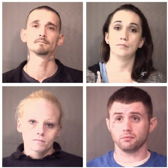 Four arrested following search of Winona Lake home - News